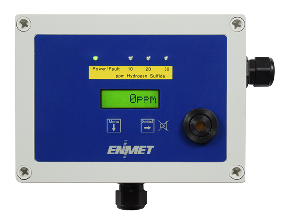 CP-10 Gas Detection Controller