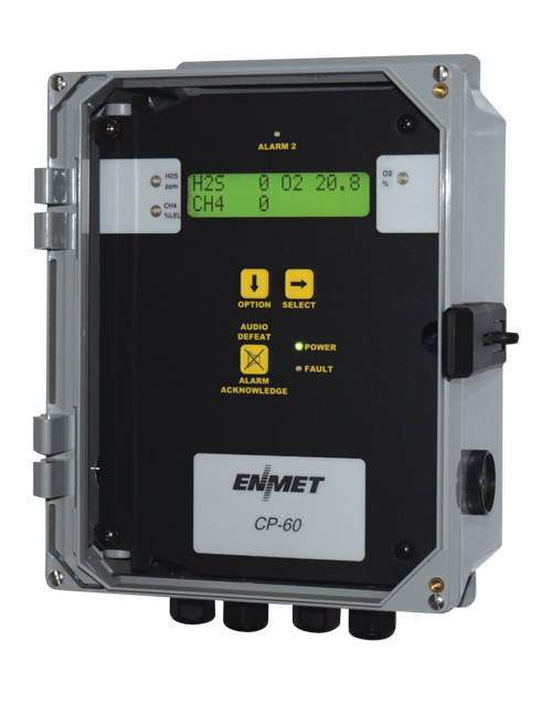 CP-60 Gas Detection Controller