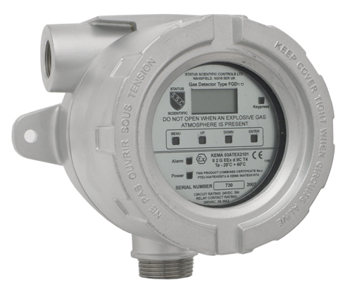 EX-6100 Remote Gas Monitoring - Sensor Transmitter