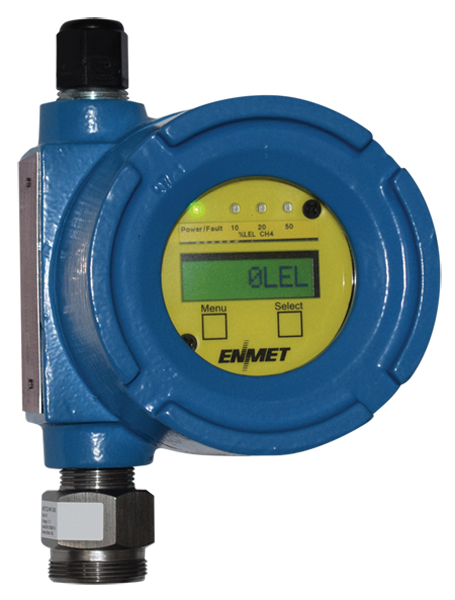 EX-5100 Remote Gas Monitoring - Sensor Transmitter