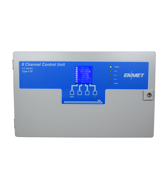 LC-8 Gas Detection Controller