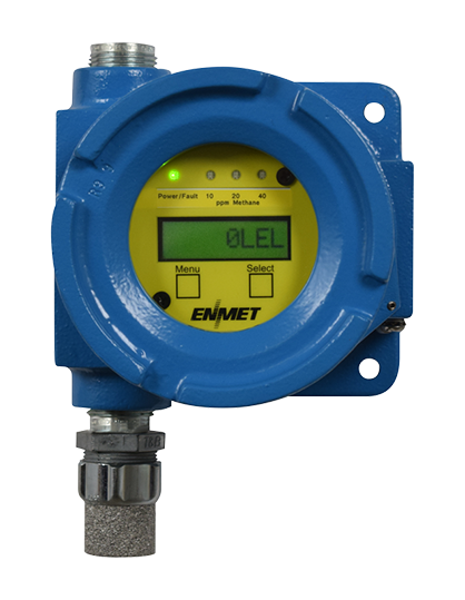 EX-5150 Remote Gas Monitoring - Sensor Transmitter