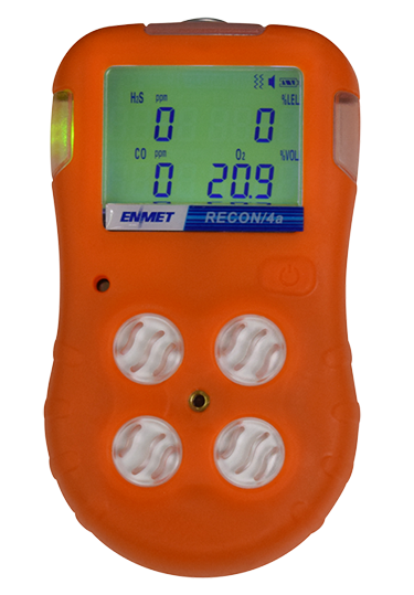 RECON4a Portable Gas Detector