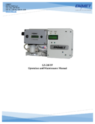 GS-24-DF Manual