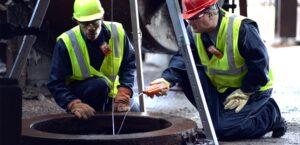 Wireless hazardous gas detection