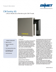 CW SENTRY 3G 032119-REV1