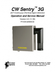 CW Sentry 3G Manual Ver3.0 06-01