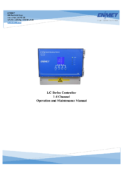 LC-Series Controller Manual